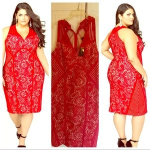 💃🔥Hot Little Red Dress 🌟SALE